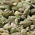 Des gousses de cardamome du Kérala.