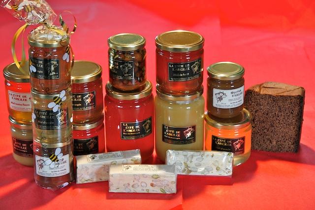 Les gourmandises d'abeille