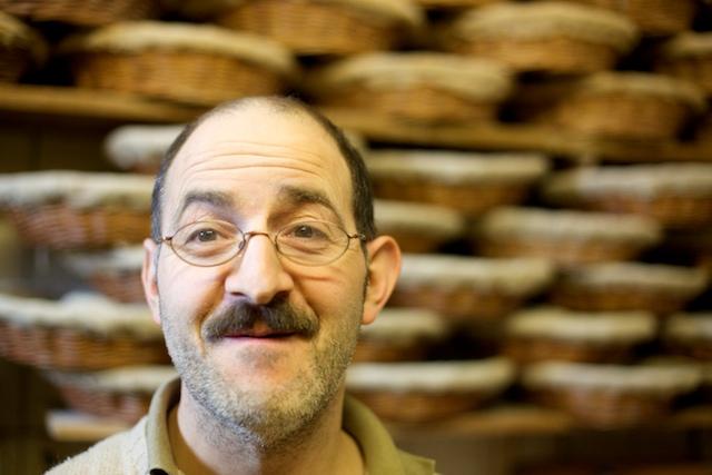 Mr Sauzedde, boulanger des tartines