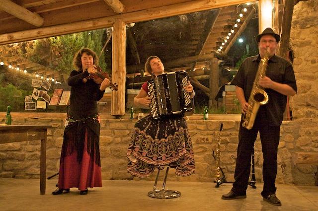 Le quartet BrinTzig, sans Jean Paul 00062