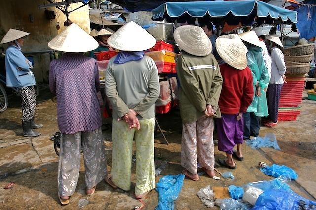 Le marché aux poissons, Hoi An 00207