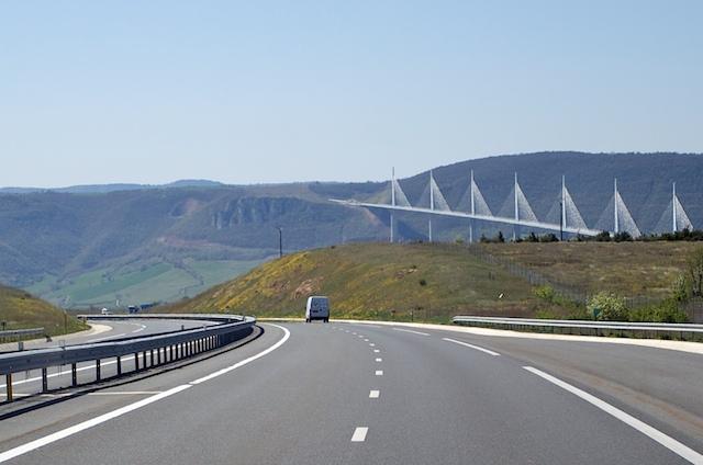 Viaduc de Millau   00325