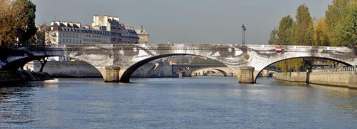 Le pont Louis-Philippe 00373