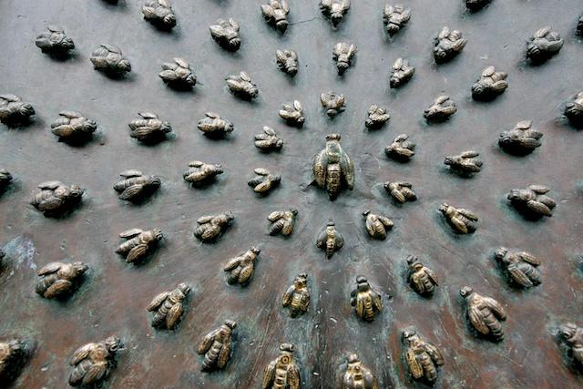Les abeilles    00540