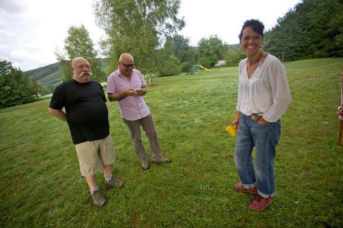 Riton, Gérard, Jojo