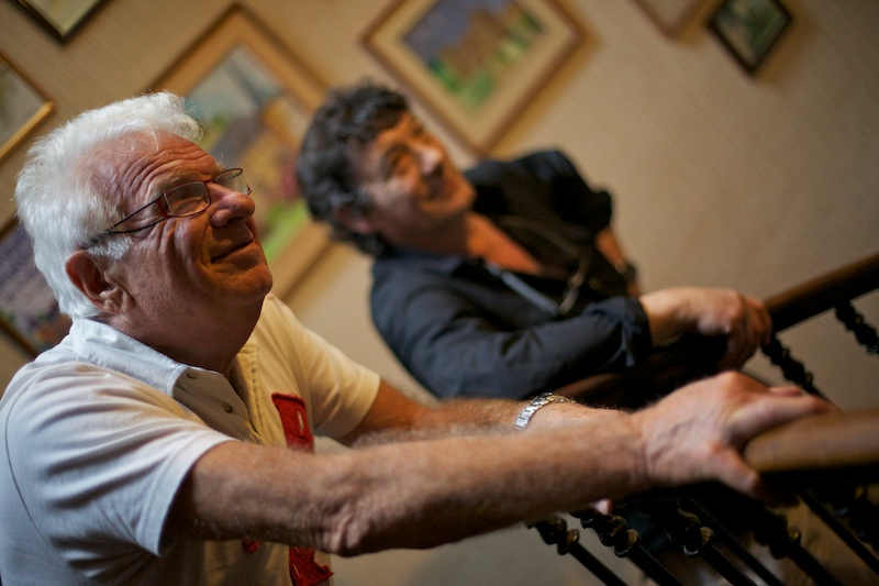 Bernard et Jean Claude