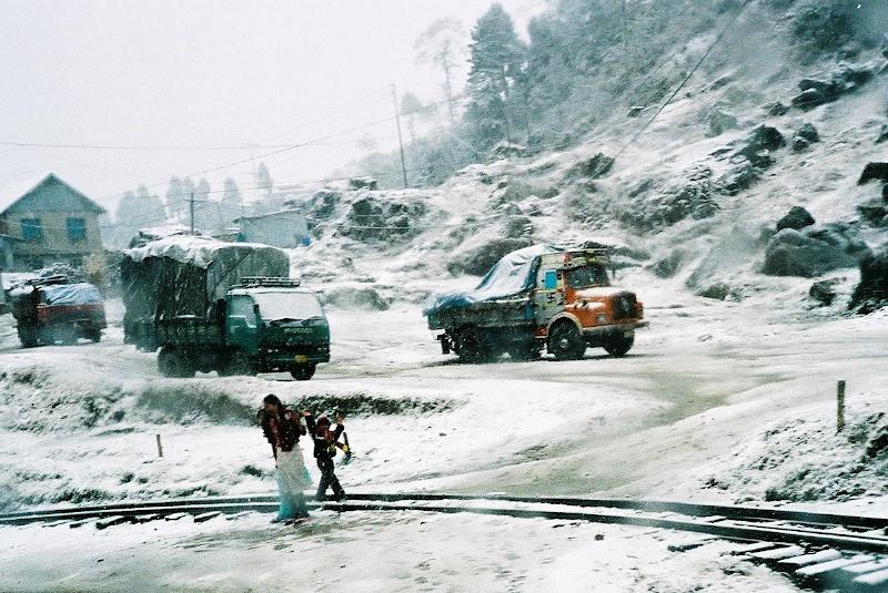 Darjeeling, janvier 2005 (1)