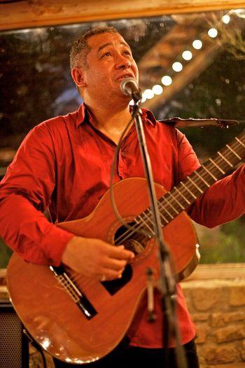 Téofilo guitariste