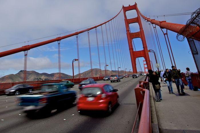 Bye bye, San Francisco & la Californie
