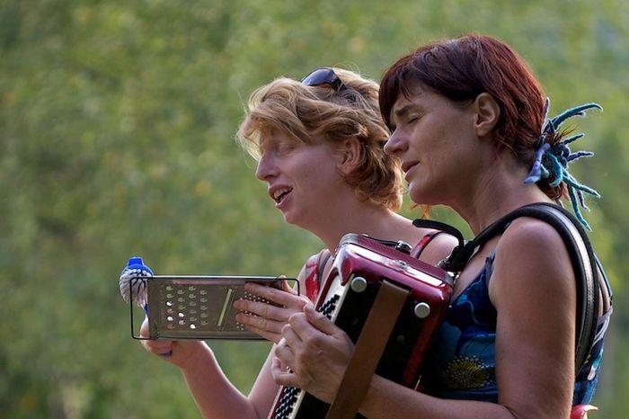 La brosse, la râpe et l'accordéon