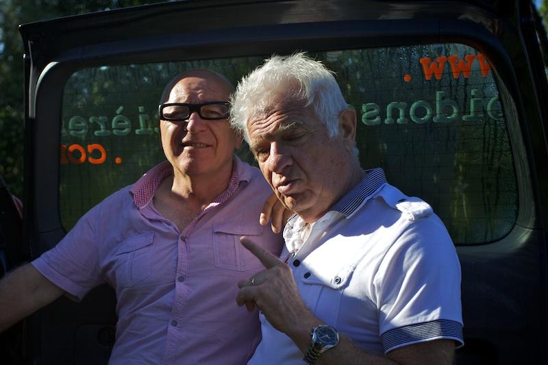 Gérard et Bernard