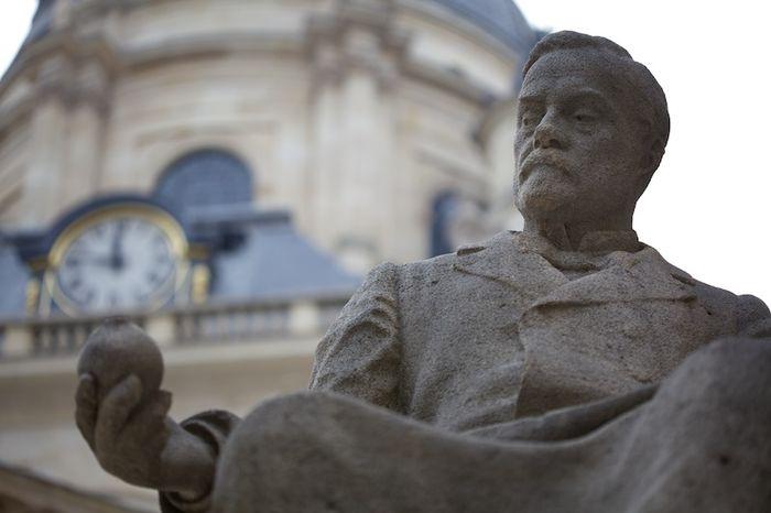 Etudiant à la Sorbonne