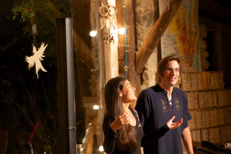 Claudia et Julien