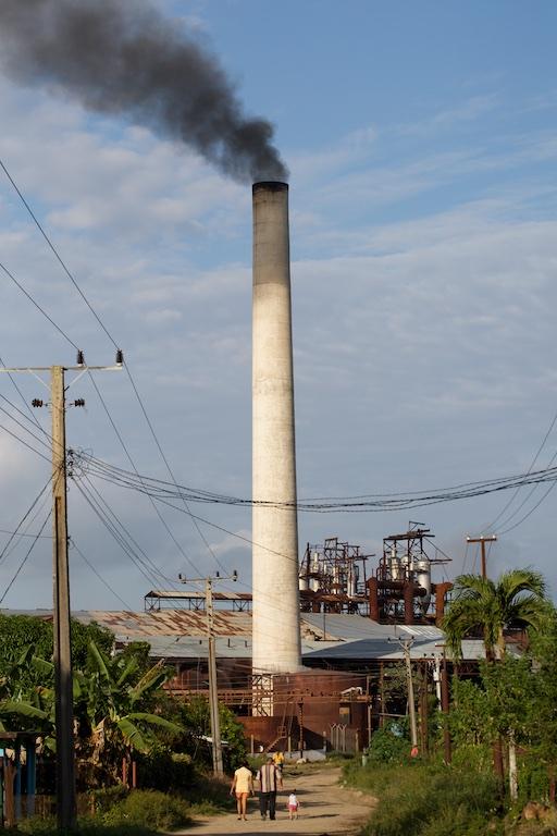 La centrale sucrière (1)