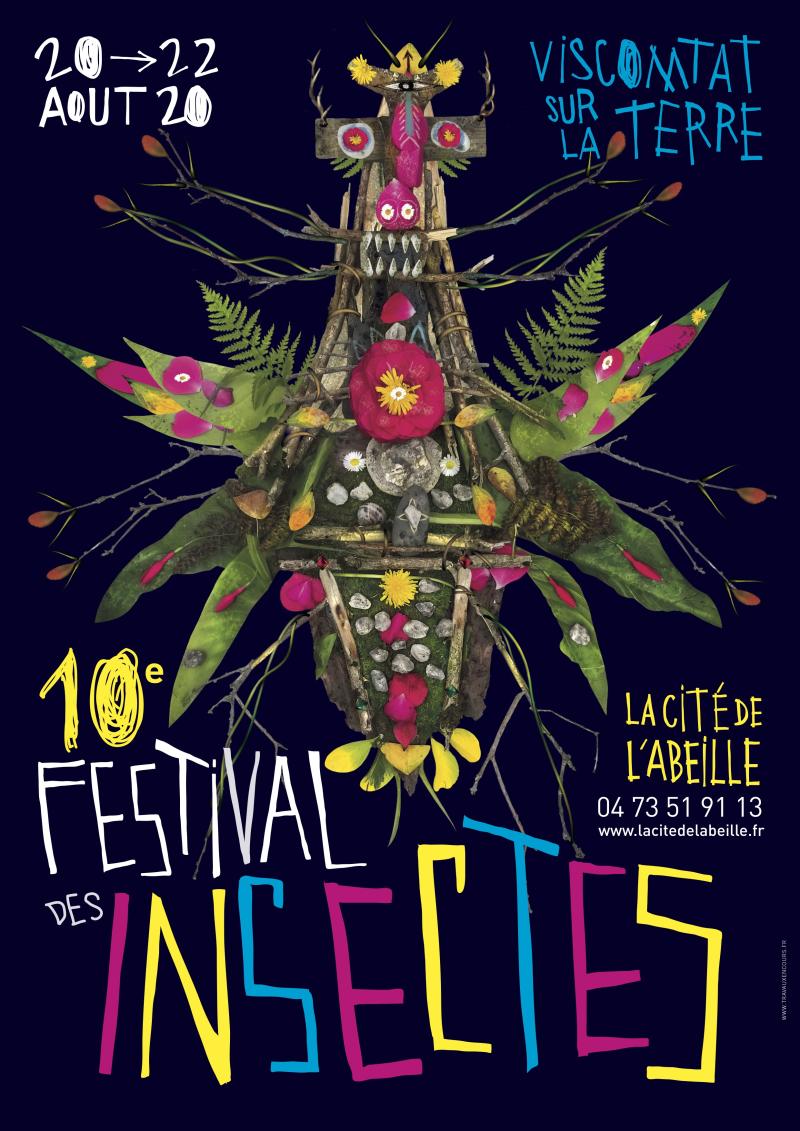 10ème Festival des insectes 2020