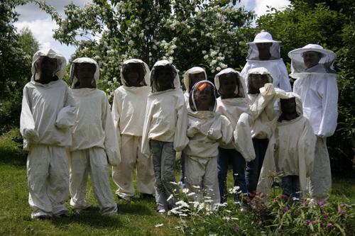 """Atelier """"apiculteur en herbe""""."""